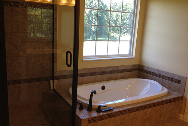 Custom Bathroom Remodel Belleville IL Padgett Building Remodeling - Bathroom remodeling belleville il